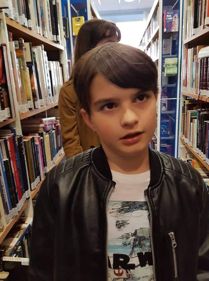 Josip u potrazi za knjigom