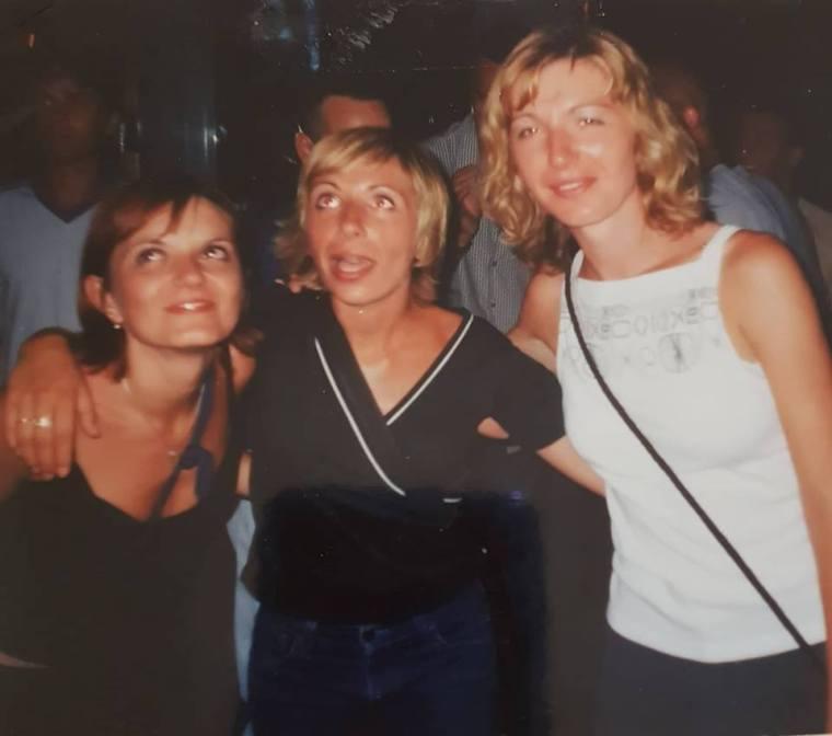 Kristina, Miha i ja 2000.g